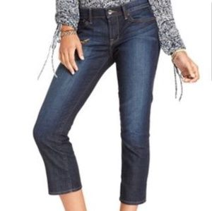 Lucky Brand Janet Sweet'n Straight Crop Jeans